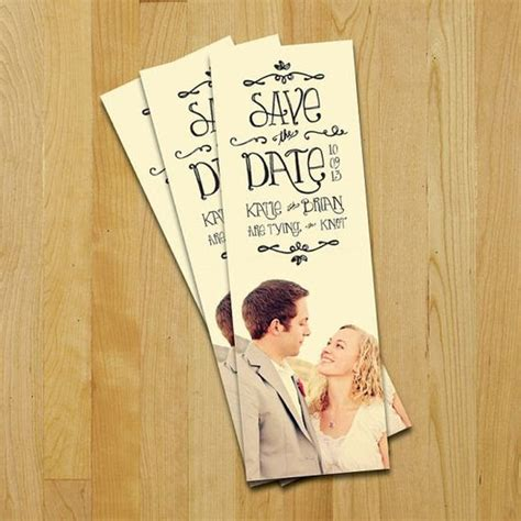 7 No Holds Date Ideas by Wedding Ideas Post Card Thank You