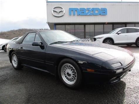 car owners manuals for sale 1991 mazda rx 7 regenerative braking 1991 mazda rx 7 convertible rotary manual shift 5 speed call benji 304 288 8088 classic mazda