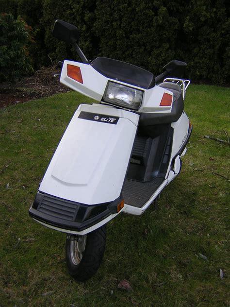honda elite  owner reviews motor scooter guide