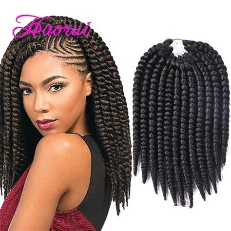 mambo hair twist evb havana mambo twist crochet braids hair 14 inch