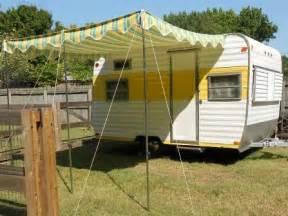 caravan sun shade awnings cer retro vintage awning canopy sun shade cervan