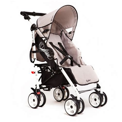 silla paseo nano chasis blanco bebes victoria