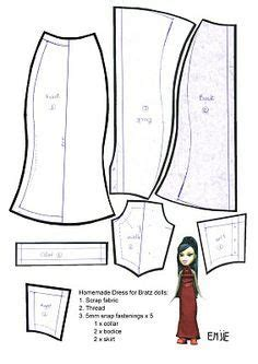 dress pattern block templates 17 best images about doll patterns on pinterest cloaks