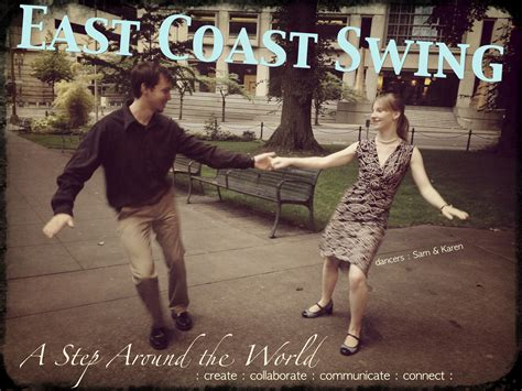 east coast swing dancing east coast swing dance steps list