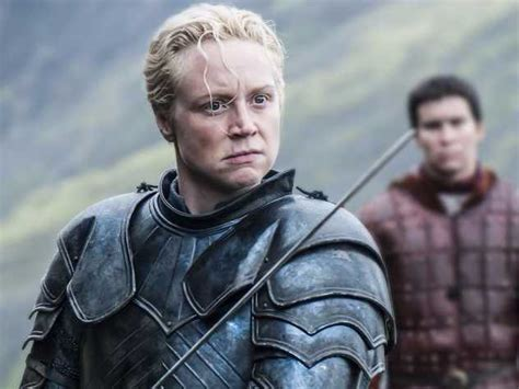 actress game of thrones and star wars star wars the force awakens gwendoline christie