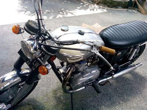 Jual Bonneville triumph classic original jual motor triumph bonneville denpasar