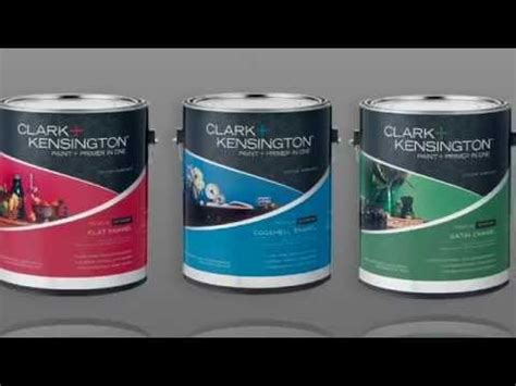 clark kensington paint primer in one paints