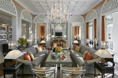 The Living Room Bangkok Brunch Mandarin Bangkok Opens Curtain On Exclusive Grand