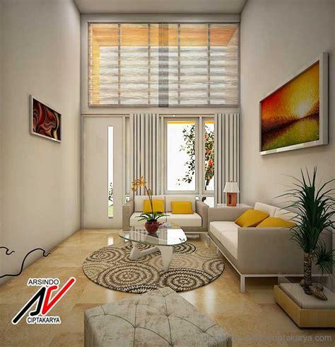 desain gambar yang menarik contoh ruang tamu kecil desainrumahid com