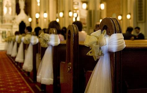 simple church wedding budget philippines creative church wedding decorations easyday