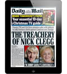 daily mail kindle app easy and free access to the