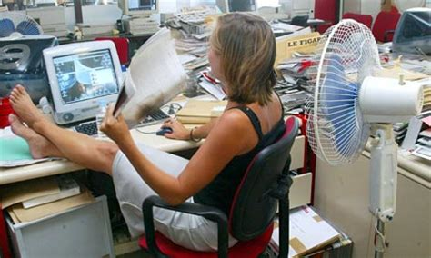 too hot no air conditioning hot under the collar employee rights in soaring