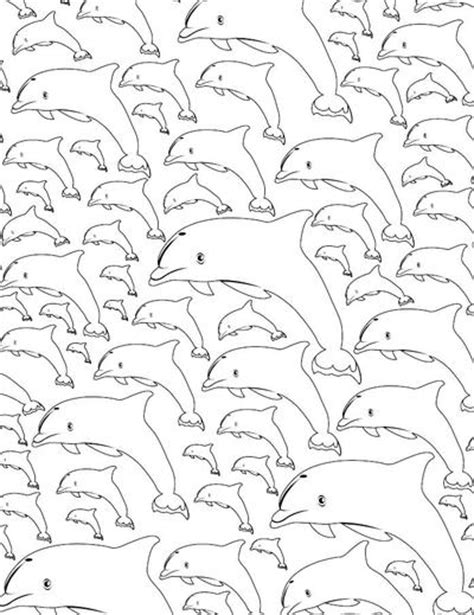 calming coloring pages calming dolphin coloring page favecrafts
