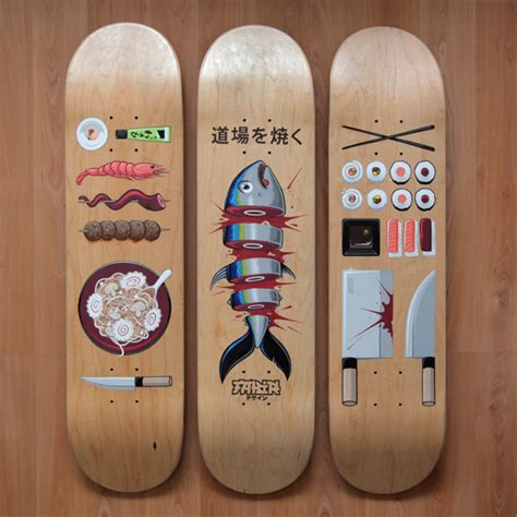 skateboard deck design 25 of the best skateboard deck designs design