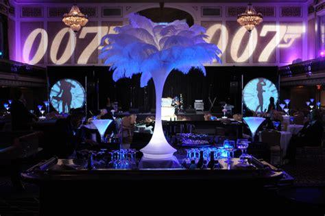 Casino Themed Corporate Events | james bond 007 casino night hire