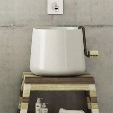 lavabo da appoggio con mobile mobili bagno con lavandino in appoggio trendy mobile