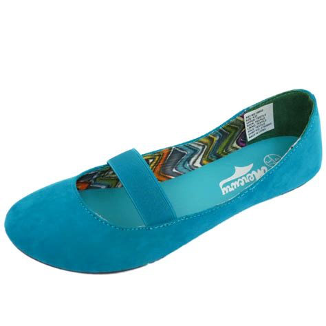 turquoise flat shoes flat slip on turquoise casual dolly ballerina shoes