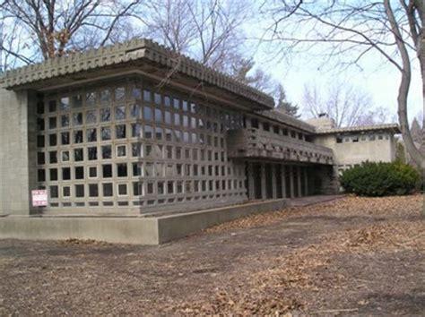 Turkel House by Dorothy Turkel House Detroit Mi Frank Lloyd Wright