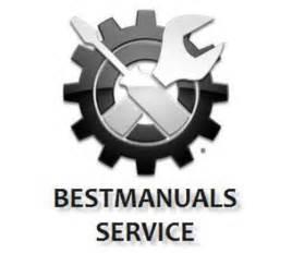 yamaha yz250 yz250f 4 stroke service manual 2001 2002 2003