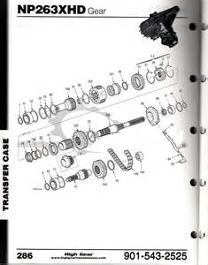 np263xhd transfer case diagram np263xhd free engine
