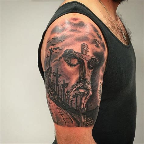 tattoo of jesus holding a man 35 best harley davidson tattoos images on pinterest