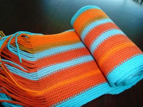 warp knitting warp machine knitted scarf knitting