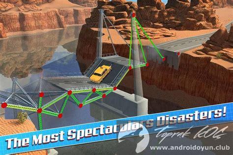 bridge apk bridge construction simulator v1 03 mod apk ipucu hileli