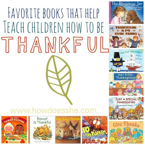 a grateful books thanksgiving books to help teach your child to be thankful