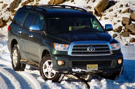 2008 Toyota Sequoia Reliability 2008 Toyota Sequoia Reviews Autoblog And New Car Test Drive