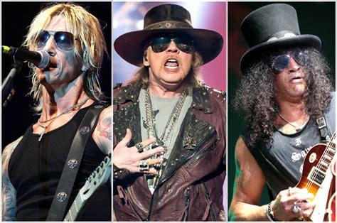 Guns n? Roses reuniting, all grown up: How trading rock