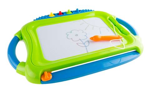 Drawing Board Magnetic Board Karakter 1 magnetic drawing board with pen eraser sts groupon