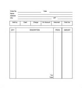 sample receipt template 25 free documents in pdf word