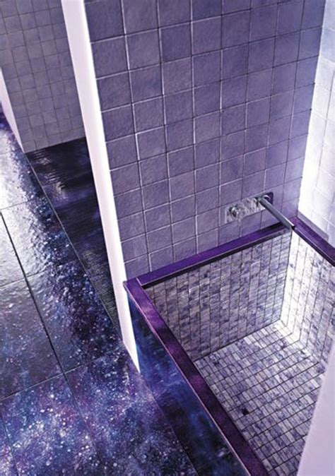 Ove Decor 24 Purple Bathroom Floor Tiles Ideas And Pictures