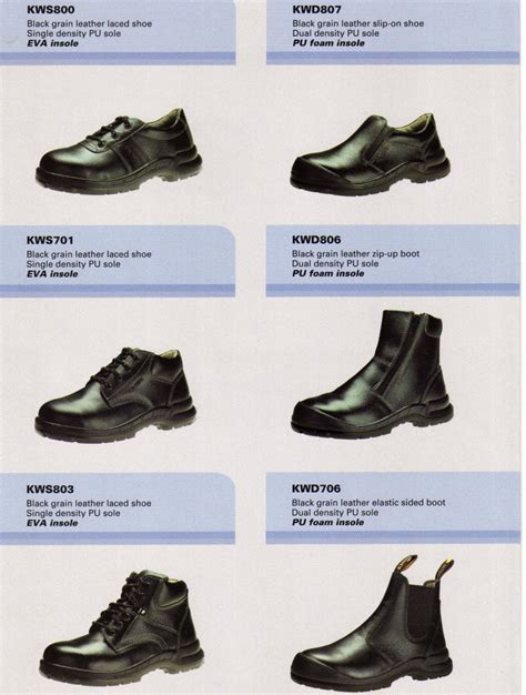 Sepatu Safety Merk King new 253 safety shoes safety shoes