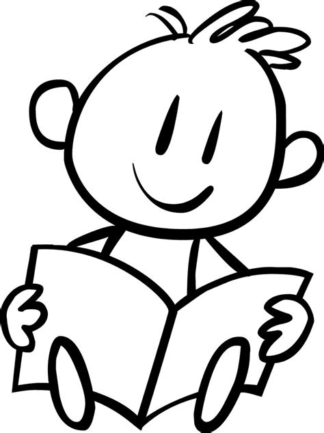 coloring pages book for kidsboys children reading books coloring pages coloring book for