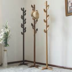 new fashion 100 oak tree coat rack living room furniture wooden tree hanger bedroom floor