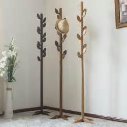 100 oak tree coat rack living room furniture wooden tree hanger