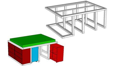 Ikea Kallax Bett by So Ein Ausgefallenes Diy Bett Hast Du Noch Nie Gesehen