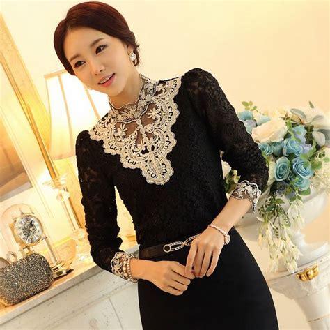 Black Tunik Cf 8 black beaded lace blouse on luulla