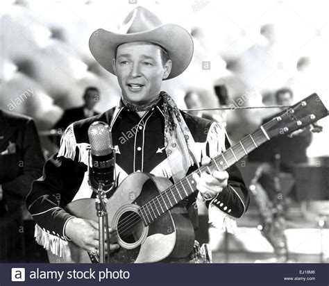 roy rogers 1911 1998 us singer and cowboy actor about 1950 stock photo royalty free image
