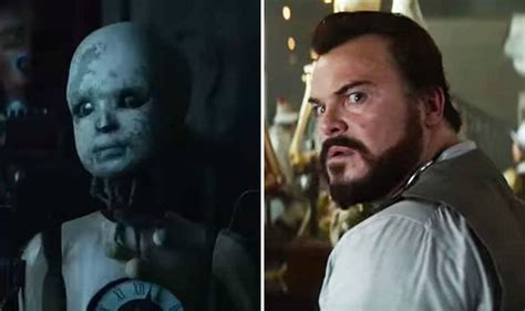 jack black house the house with a clock in its walls trailer jack black s new horror films entertainment