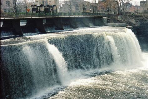 rideau falls ottawa ontario address waterfall reviews