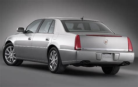 how things work cars 2010 cadillac dts electronic toll collection used 2007 cadillac dts for sale pricing features edmunds