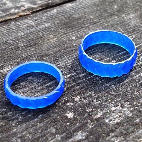 With These Rings We Do by With These Rings We Will Wed The Fabric Alchemist