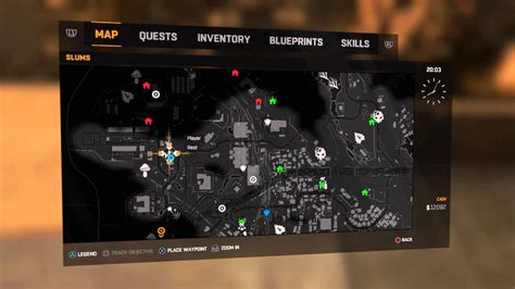 Search By Location On Dying Light Location Find Binocular