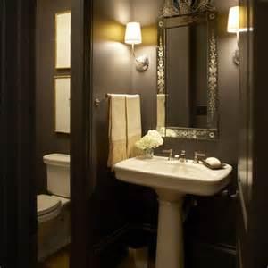 Wainscoting Bathroom Ideas Pictures by 30 Ideias Para Decorar O Lavabo Integrado Cores Da Casa
