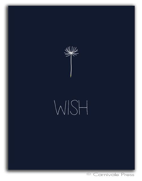 the wish all i want for impressions wish dandelion print make a wish wish on a
