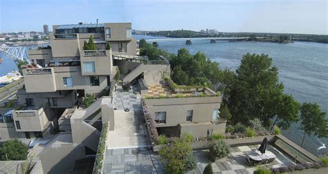 montreal appartments habitat 67 montreal canada urbanhell