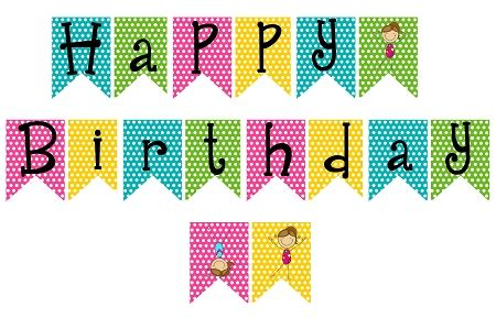 happy birthday banner design hd free printable happy birthday banner templates printable