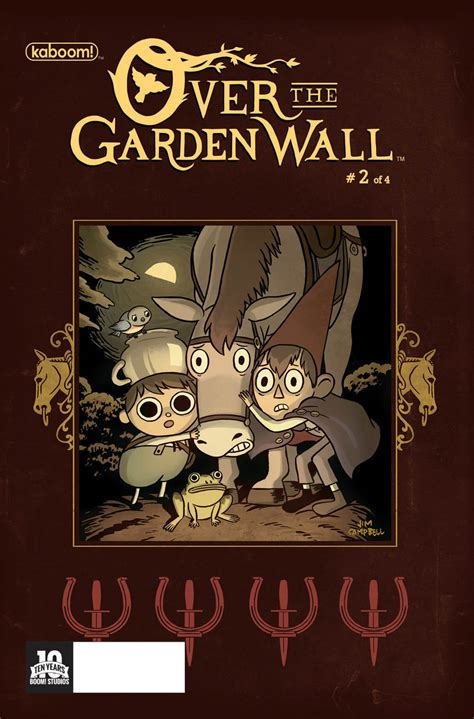 Preview Over The Garden Wall 2 Of 4 All Comic Com The Garden Wall Mchale